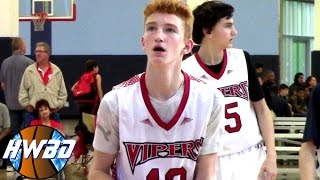 The Best 8th Grader in Arizona?! | Nico Mannion is SHIFTY with RANGE
