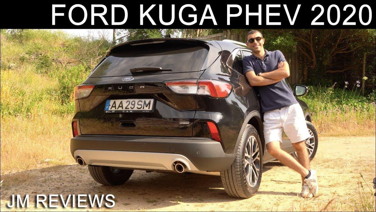 Ford Kuga Phev 2020 O Kuga Mais Potente Que Podes Comprar Jm