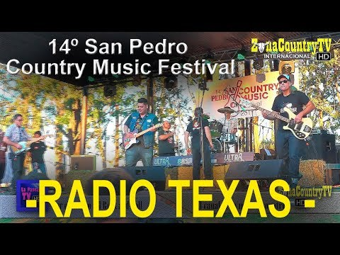 Radio Texas en San Pedro Country Music Fest