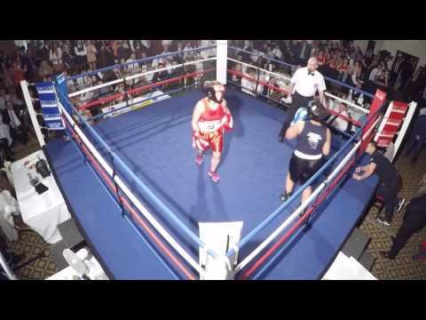 Ultra White Collar Boxing | Blackburn | Sara Walsh VS Tasha Birch