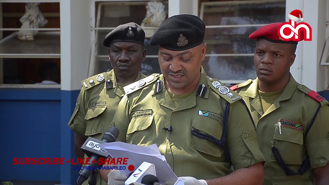 Download Police watatu mbaroni kwa tuhuma za rushwa Arusha