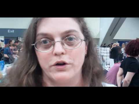 WonderCon SF Day 1: Unemployed Man, Carla Speed, Femme Fatale,and Afro Sheen