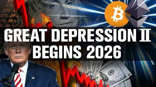 Great Depression Part Deux IS COMING by 2026! Why Bitcoin Is The New Hope!