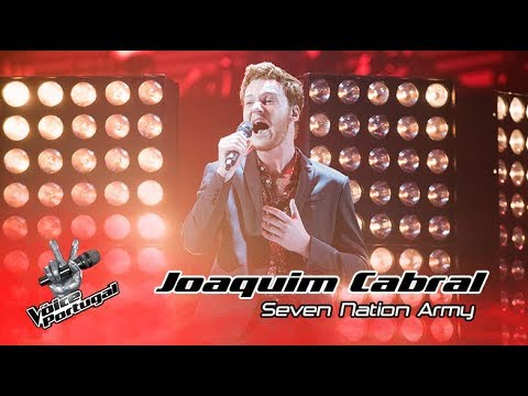"Joaquim Cabral - ""7 Nation Army"" 