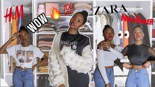 TRY ON Fashion Haul    Heftige Teile von H&M, ZARA, New Yorker etc. 🔥