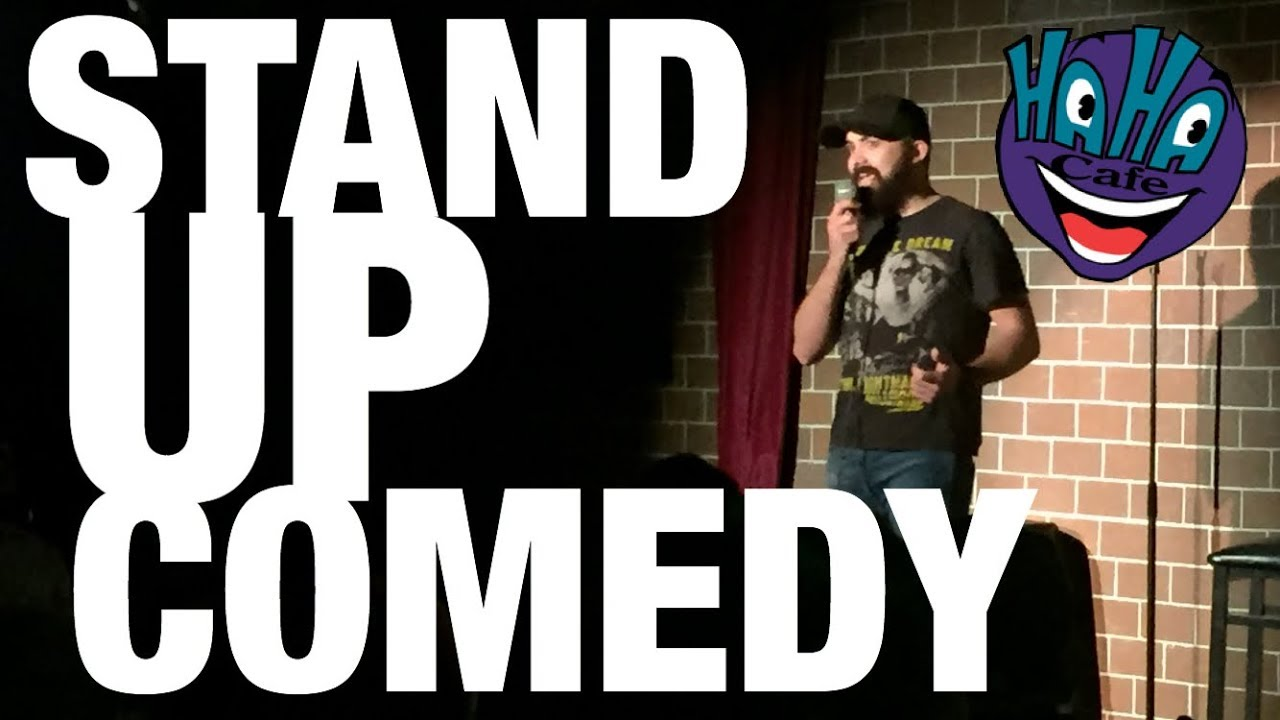 Stand Up Comedy at the HaHa!