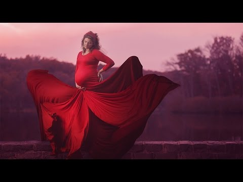 How to Create an Epic Flowing Red Dress Effect in Photoshop CC