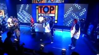 d12 fight music live top of the pops 2001