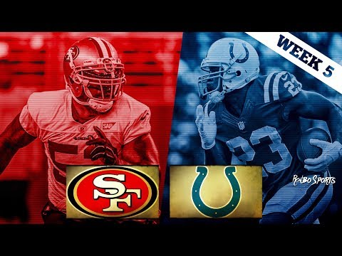 San Francisco 49ers VS Indianapolis Colts Week 5 NFL 2017 Postgame Gathering