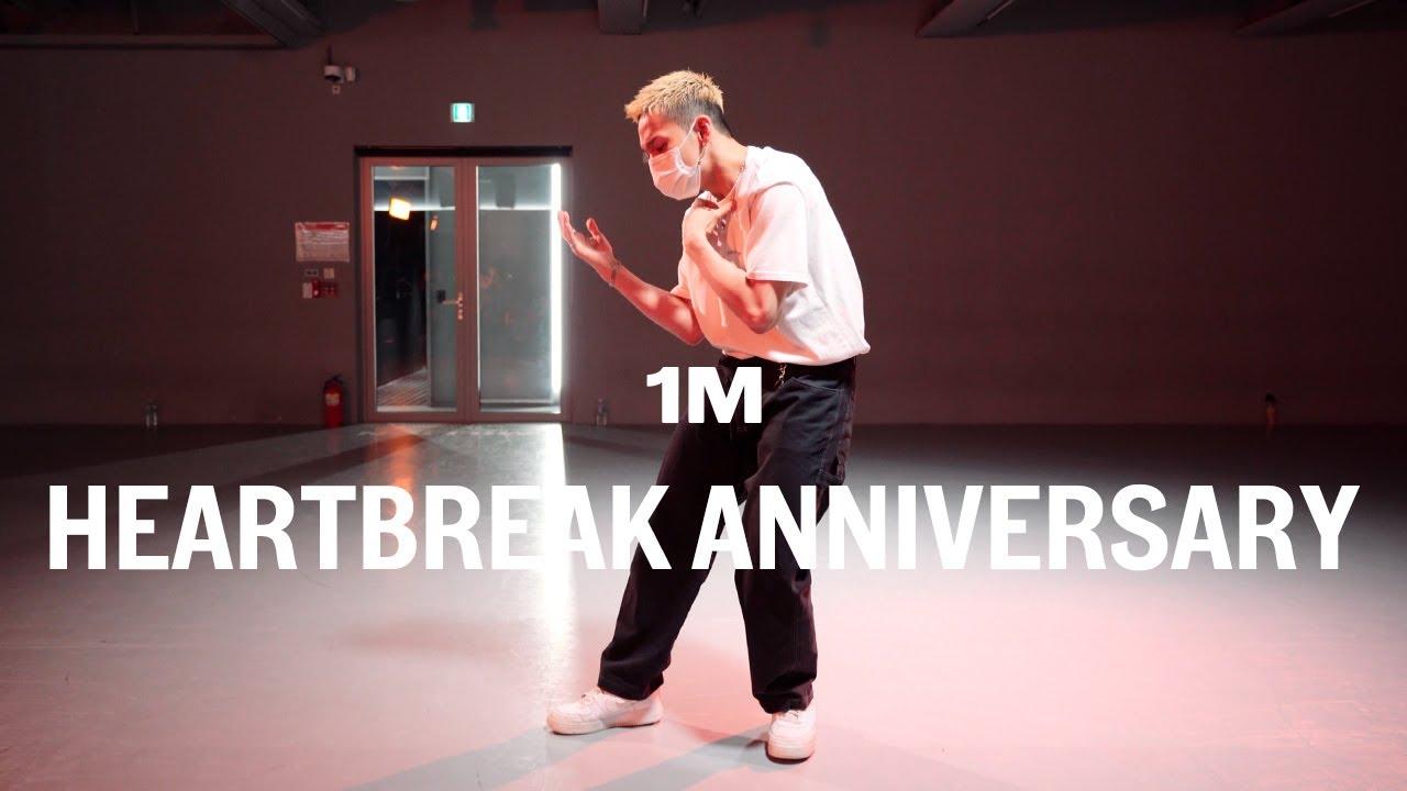 Giveon - Heartbreak Anniversary / Bale Choreography