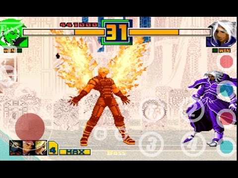 Kof 2001 plus para emulator for android youtube.
