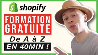 Comment Créer Une Boutique Shopify En 40min Chrono! - Dropship' Xtreme - Jour 2/7 thumbnail