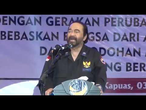 NasDem Kalteng Optimistis Raih Dua Kursi DPR RI