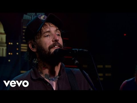 Band of Horses - Throw My Mess