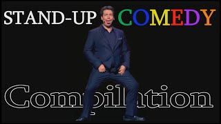Stand-Up Comedy Compilation! [Part I]