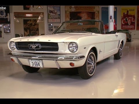 1964 First Ford Mustang Convertible