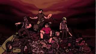 MUNICIPAL WASTE - You're Cut Off (OFFICIAL MUSIC VIDEO)