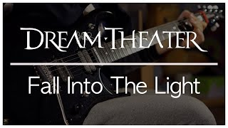 Dream Theater - Fall Into The Light guitar cover
