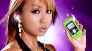 mobile phone CM toshiba vodafone 705t BGM: ningyo hime.