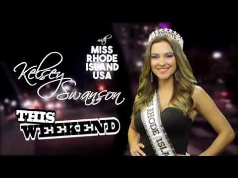 Miss Rhode Island USA visits the Court