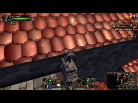 Neverwinter stronghold glitch
