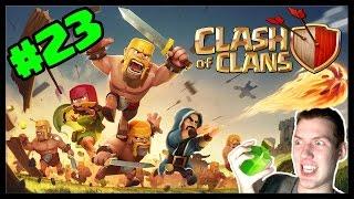Clash of Clans #23 - 200% Nigga! | SK Let's play | HD