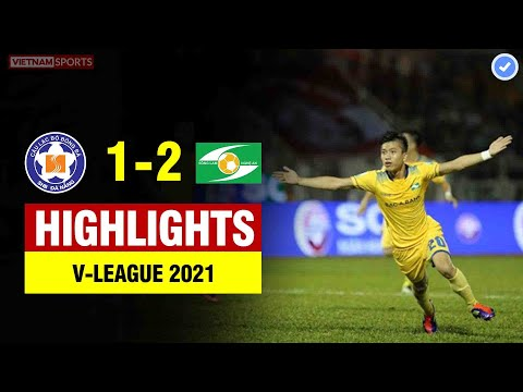 Da Nang Song Lam Nghe An Goals And Highlights