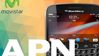 Instalar las APN de Movistar Movilnet DIGITEL BlackBerry (VENEZUELA)
