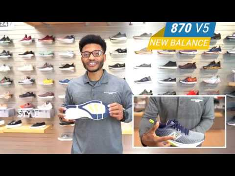 New Balance 870v5 | First Look Shoe ReviewPreview
