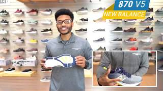 New Balance 870v5 | First Look - Shoe