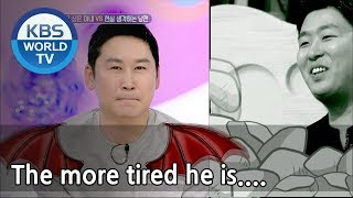 When will my one-sided love end?He doesn't know how I feel😭[Hello Counselor Sub: ENG,THA/2018.05.07]