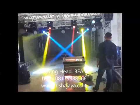 Demo Stage Lighting Trisha Jaya Elektrindo