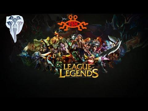 League of Legends Together - #070 Hier ist ARAM! und Spaghettimonster [HD][Deutsch]