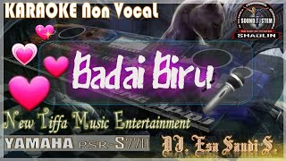 KARAOKE Badai Biru-Itje Trisnawati-Yamaha PSR-S770 (Tiffa Music)