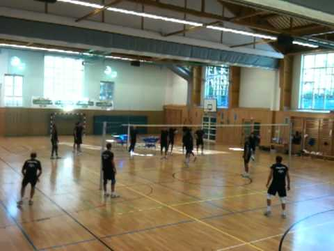 casa modena volley si allena a san candido youtube