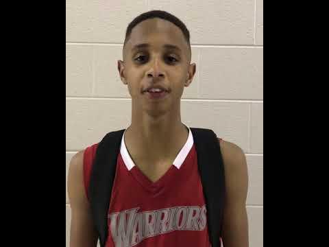 Darien Williams (S. O. S. Warriors/Fairfield HS/Fairfield, AL) 2020 6'0 SG