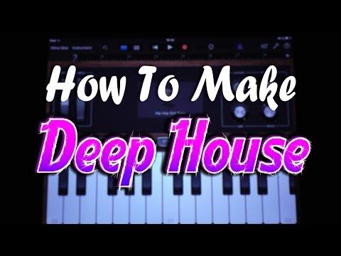 How to make Deep House in Garageband (iPad & iPhone)