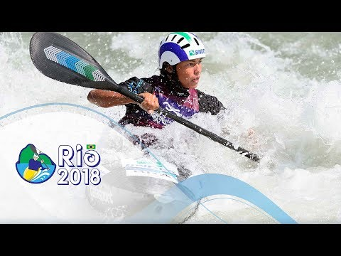 2018 ICF Canoe Slalom World Championships Rio Brazil / Teams