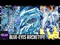 Yugioh Trivia: Blue Eyes Archetype - Episode 167 (ブルーアイズ) video