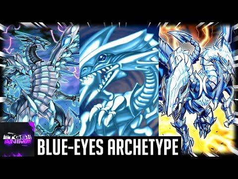 Yugioh Trivia: Blue Eyes Archetype - Episode 167 (ブルーアイズ)