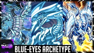Yugioh Trivia: Blue Eyes Archetype - Episode 167 (ブルーアイズ)