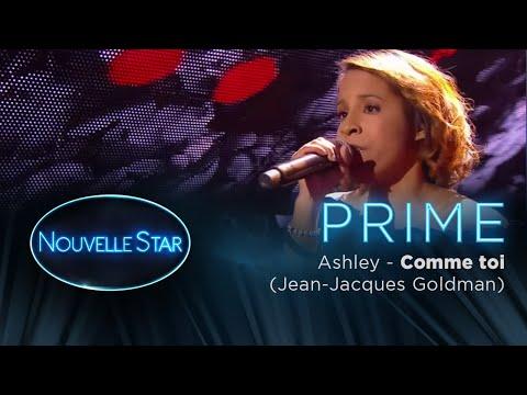 PRIME 01 - ASHLEY - Comme toi (Jean-Jacques Goldman)