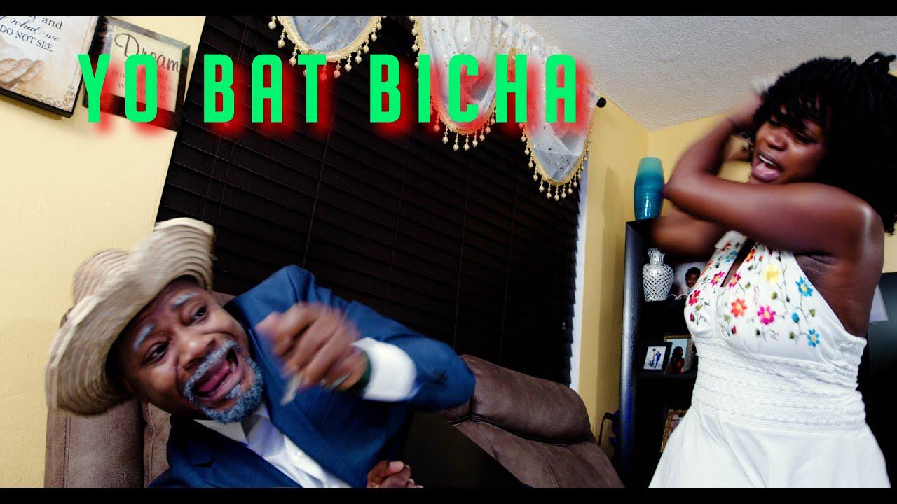 Gade kijan yo bat Tonton Bicha