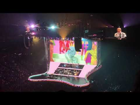 Elton John BBT Center Nov 2018