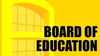 Board of Education Meeting of September 9, 2021