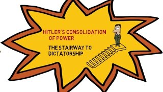 hitlers consolidation Nazi consolidation of power essaysto consolidate their power over 1933 and 1934, the nazis used a number of methods to deal with a number of situations this essay will deal with what the nazis actually did to consolidate their power once gaining it.