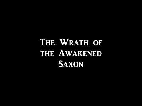 The Wrath of the Awakened Saxon I Rudyard Kipling I Poetry Reading
