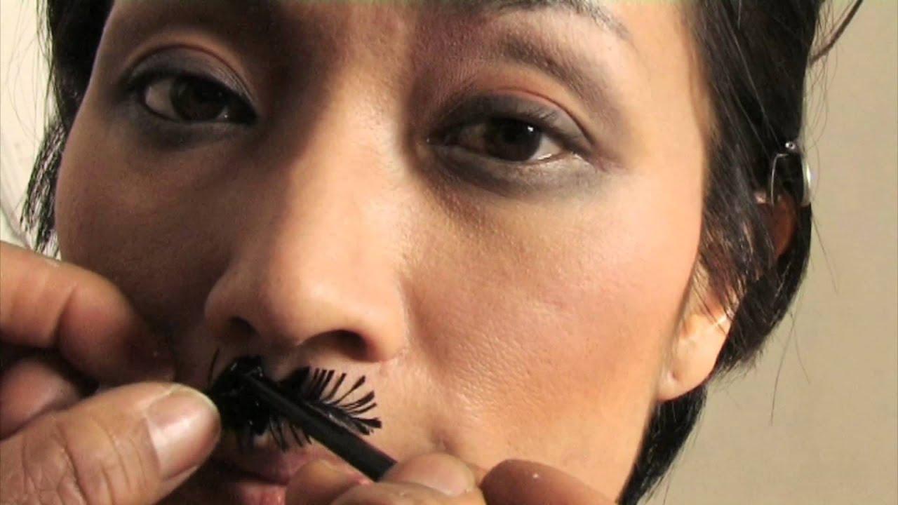 Charlie Chaplin Makeup Tutorial by Yuseff Smyth - YouTube