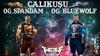 Og_spandam Ve Og_bluewolf Ile Kartalda RÜtbelİ Odasinda ÖlÜm Oyunu ! Gameplay #1