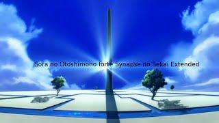 1 Hour version : https://www.youtube.com/watch?v=UpSz3RHKpgc Sora no Otoshimono forte Soundtrack Synapse no Sekai Composer: Title: Synapse no sekai ...